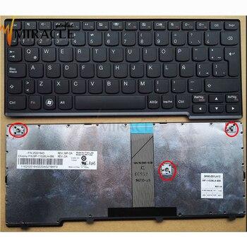 Клавиатура для ноутбука Lenovo для IdeaPad S206 S205 s200 s206z s110 LA Latin SP layout as photo T1A1 NSK-BD5SU клавиатура с рамкой