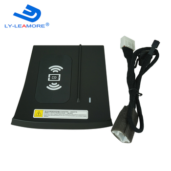 LY-LEAMORE 15W 10W akcesoria do telefonu do Prado 2010-2017 bezprzewodowa ładowarka bezprzewodowa ładowarka do telefonu tanie i dobre opinie CN (pochodzenie) LYPR0022 Charger Phone Excellent P R C Easy to install Black