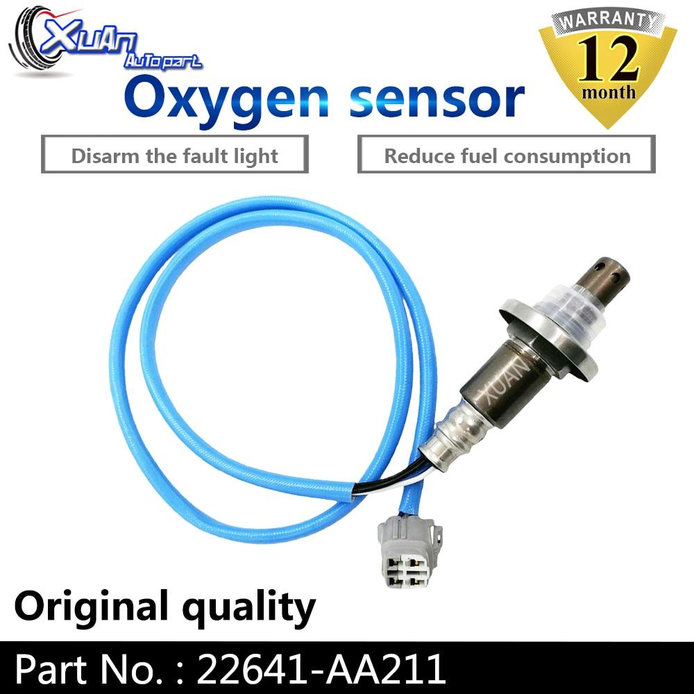 XUAN Oxygen O2 Lambda Sensor Air Fuel Ratio Sensor 22641-AA211 For SUBARU FORESTER IMPREZA SPORT LEGACY OUTBACK Liberty 2.5L 2.0