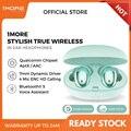 1MORE E126BT Stylish DSP True Wireless Kopfhörer Bluetooth 5.0 Kopfhörer aptX AAC Ohrhörer TWS+ HiFi Bean Kopfhörer
