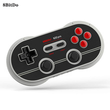 цена на 8BitDo N30 Pro2 Wireless Switch Controller Bluetooth Gamepad  Joystick For Nintendo Windows macOS Android