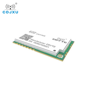 Image 5 - SX1262 LoRa TCXO 230MHz 30dBm SMD E22 230T30S Wireless Transceiver IPEX Stamp Hole 1W Long Distance Transmitter and Receiver