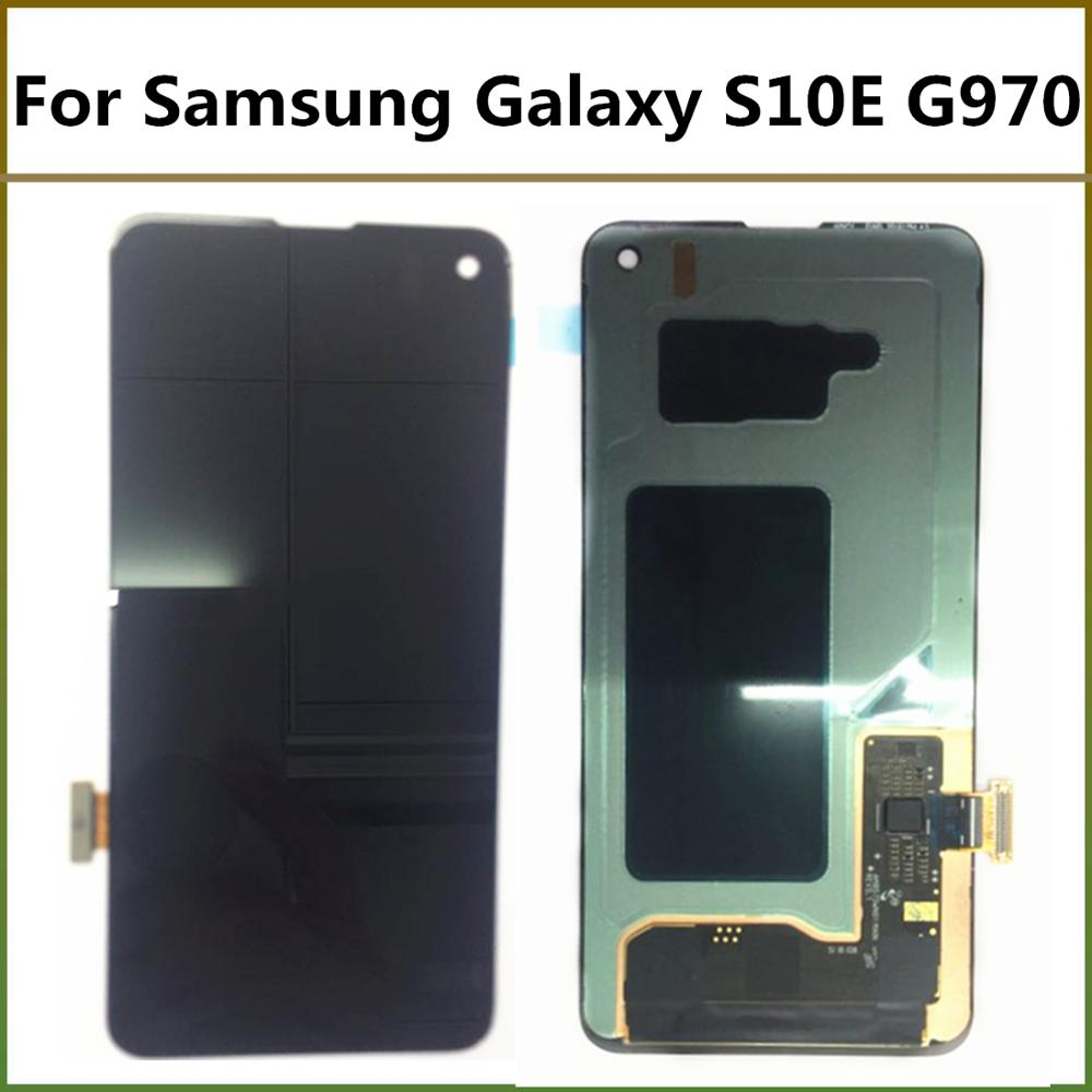 LCD Display Screen For Samsung Galaxy S10E G970F/DS G970U G970W <font><b>SM</b></font>-<font><b>G9700</b></font> Display Touch Screen Digitizer For SAMSUNG S10 e LCD image