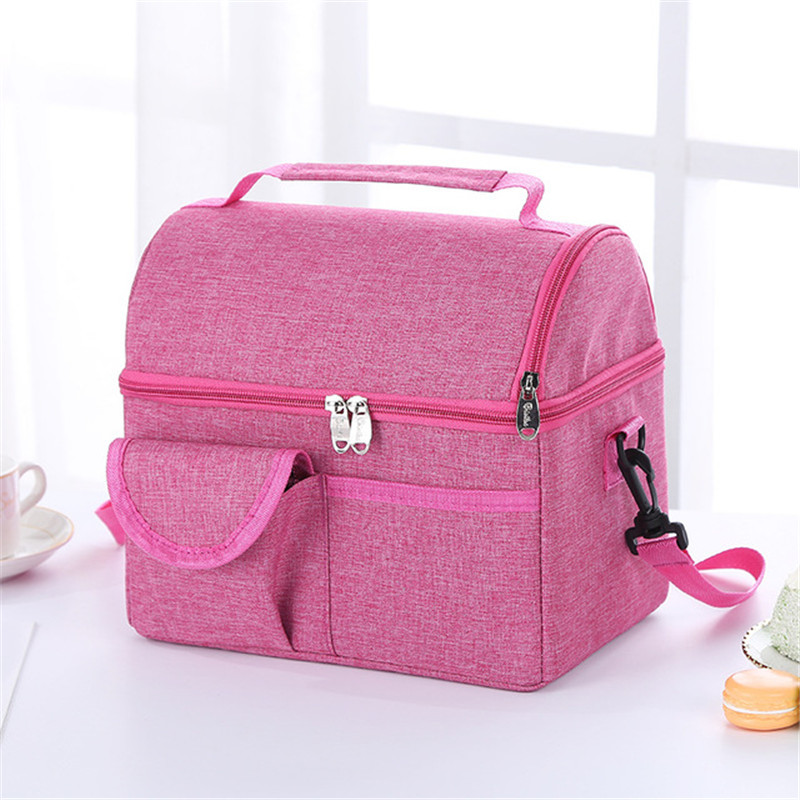 MOTOHOOD Baby Diaper Bag For Mom Mummy Mother Maternity Nappy Bags Thermal Insulation Stroller Bag Milk warm Insulation Bag  (14)