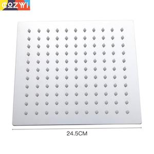 Round&square Shower Head 6/8/1