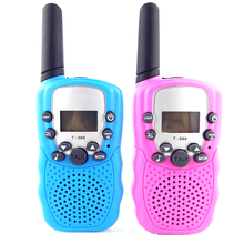 Electronic Products Children's Toys Walkie-talkie Multi-color Handheld Wireless Call Parent-child Outdoor Communication Toy T388