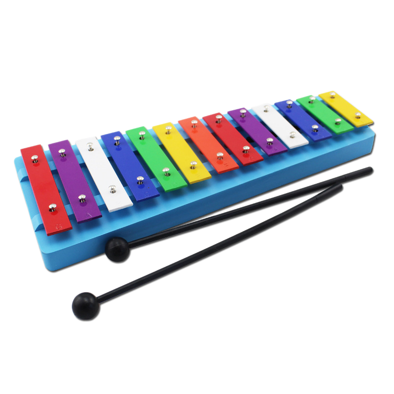 Wooden Music Toy 13 Xylophone Toy Musical Instrument Orff Percussion Early Education Music Toys