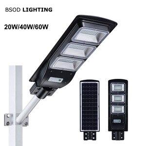 BSOD Led Solar Street Light 20