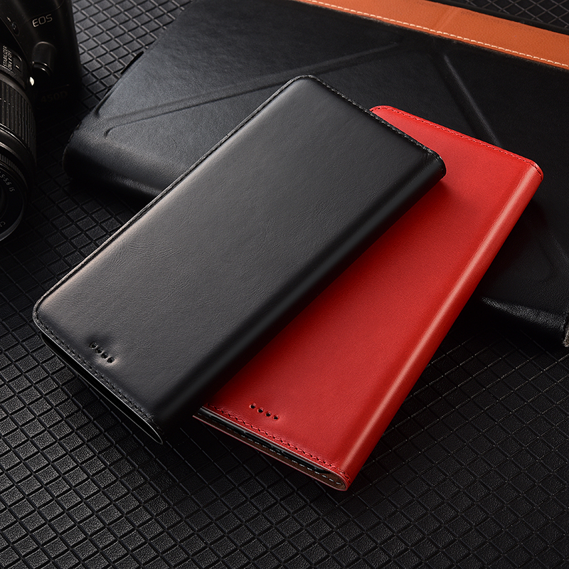 Meizu 15 Lite 16S 16T 16TH Plus 16XS 17 Pro Oil Wax Pattern Leather Phone Case For Meizu Note 8 9 Business Holster