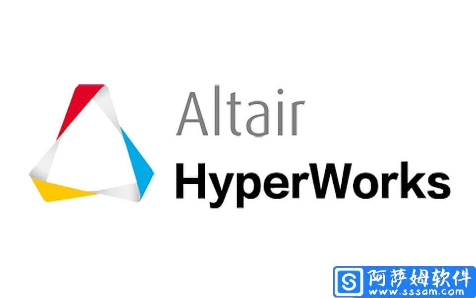 HyperWorks 2018 开放式体系结构CAE仿真平台免费版