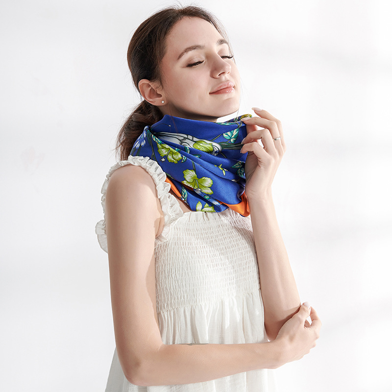 New Silk Scarves Silk Scarves