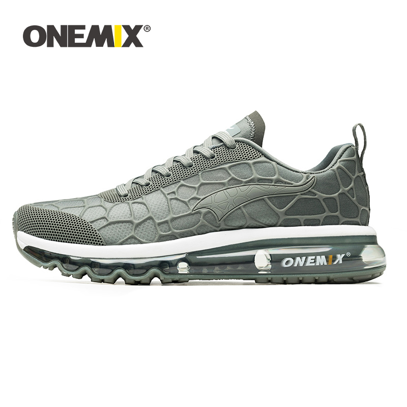ONEMIX Original Trail Air Running Shoes Women With Free Shipping Men Sneakers 2019 Breathable Damping Sport Walking Tennis Shoe