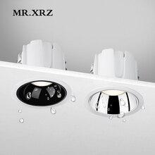 Focos LED MR.XRZ, 10W, IP44, impermeables, 220V a 240V, empotrables COB, focos de techo, lámparas para baño, cocina, iluminación interior