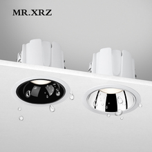 מר. XRZ 10W IP44 עמיד למים LED זרקורים 220V כדי 240V שקוע COB תקרת כתמים מנורות לאמבטיה מטבח מקורה תאורה