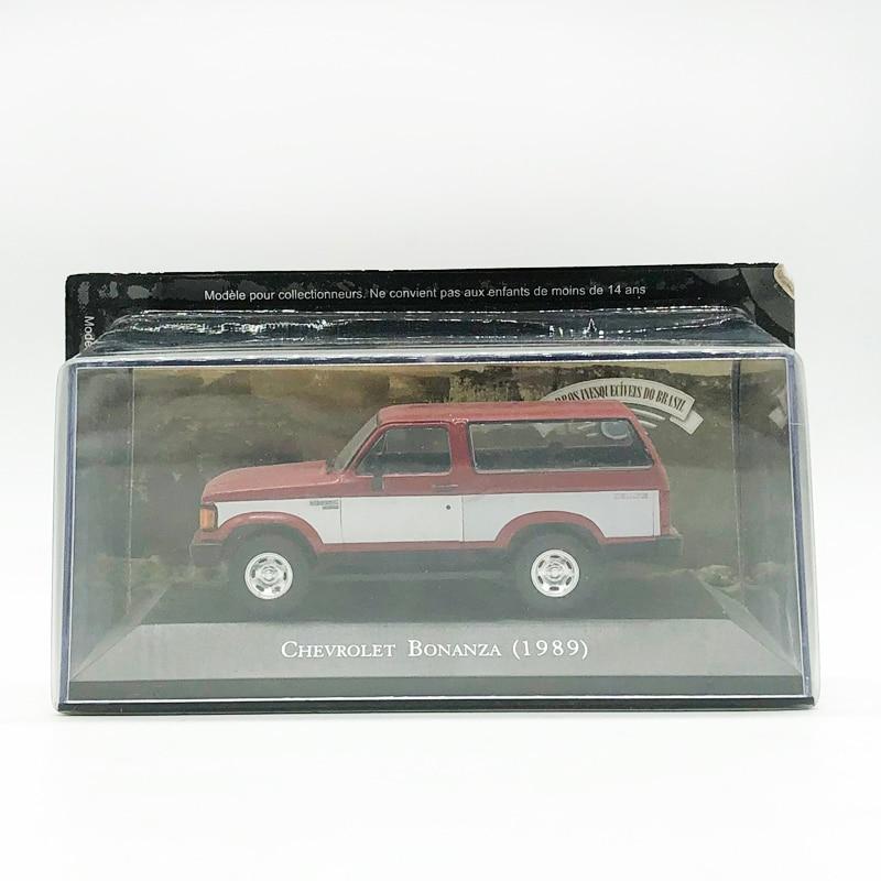 1//43 IXO CHEVROLET BONANZA 1989 Die Cast Car Model Rare Collection