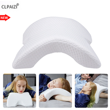 CLPAIZI Memory Foam  Bedding Pillow Multifunction Anti-pressure Hand Health Neck Couple Pillows Cervical Treatment