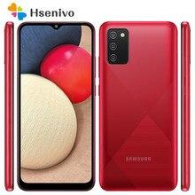 Samsung Galaxy A02s odnowiony-oryginalny odblokowany Samsung Galaxy A02s A025F Android telefon komórkowy 6.5