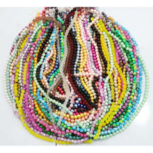 100 Strand Mixed Glass Beads 38pcs each strand in 10mm for women diy jewelry M11