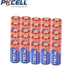 Image 2 - 25 CON PKCELL Pin 6 V 4LR44 L1325 PX28A 476A A544 28A Kiềm Khô Pin Bateria