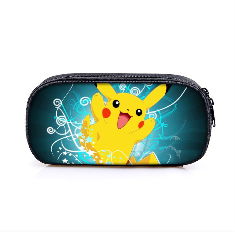 3D Pokemon Go Charizard Greninja Backpack Bag Travel Hiking Camping Daypack