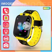 Smart watch dla dzieci gps Q12s wodoodporna dziecko pozycjonowanie SOS karty SIM zegarek smart anti-lost dzieci Tracker inteligentny zegar otrzymać telefon zwrotny od zegarek tanie tanio PANFU CN (pochodzenie) Brak Na nadgarstek Zgodna ze wszystkimi 128 MB Krokomierz Przypomnienie o połączeniu Odbieranie połączeń