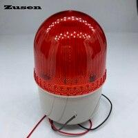 Zussen-luz pequeña intermitente TB72D, 220V, alarma de seguridad, estroboscópica, luz de señal de advertencia, lámpara LED