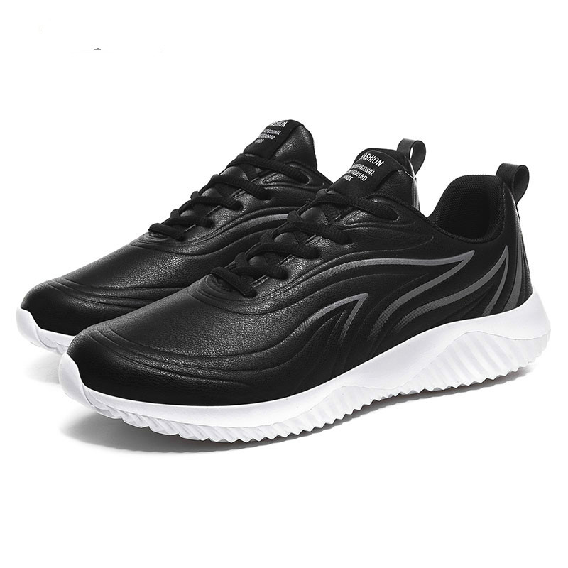 Outdoor Running Shoe Jogging Walking Sport Shoes High-quality Lace-up Athietic Breathable Blade Sneaker Non-slip Soft Size 39-47