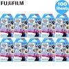 Fujifilm Película para cámara instantánea Instax Mini 11 8 9, lámina congelada azul para cámara instantánea Fuji Mini 7s 25 26 70 90 SP 1 2, 10 100 hojas
