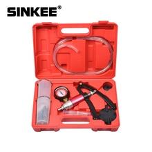 Hand Held Vacuum Pump Brake Bleeder Set Bleed Tester Tool Kit Car Garage SK1790