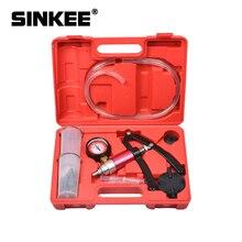 Tenuto In mano di Vuoto Pompa di Spurgo Dei Freni Set Bleed Tester Strumento di Kit Per Auto Garage SK1790