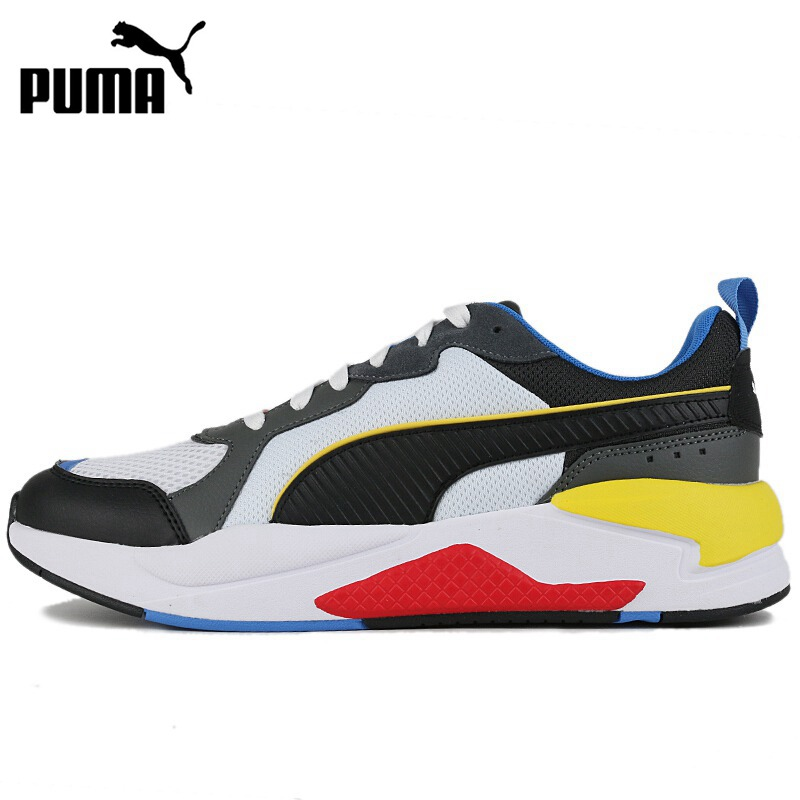 Original New Arrival   PUMA X-Ray Unisex Skateboarding Shoes Sneakers