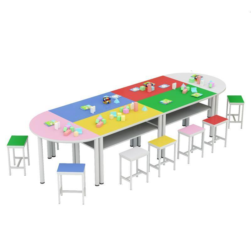 Silla Y Infantiles Children Baby De Estudo Desk For Tavolino Bambini Kindergarten Study Mesa Infantil Enfant Kinder Kids Table