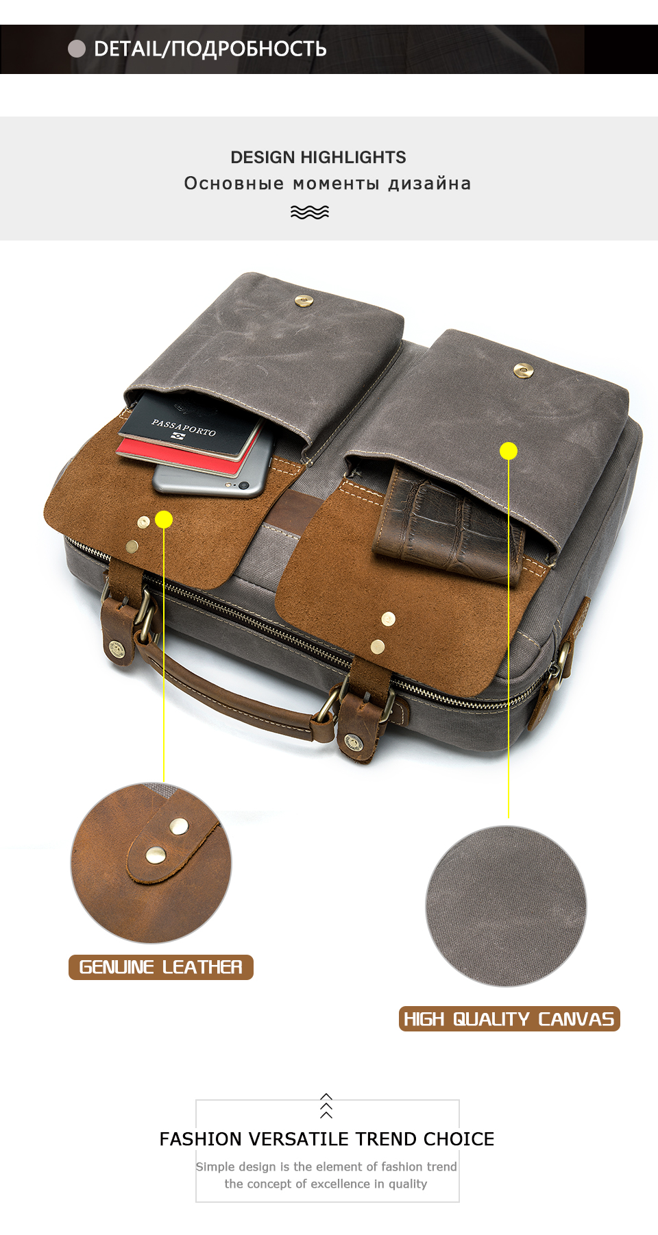 H61a358ee5d574961aa04dc16f390c545s WESTAL Men Briefcases Men's Bag Genuine Leather Business Office Bags for Men Laptop Bag Leather Briefcases Male Lawyer Bags