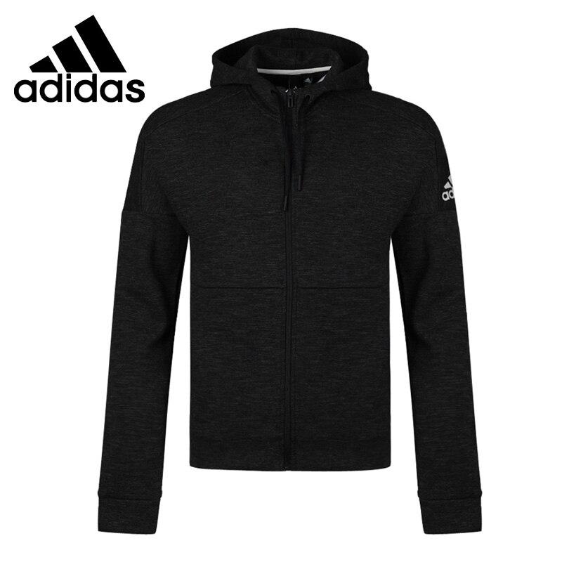 Original New Arrival Adidas ID Stadium FZ Men's Jacket Hooded Sportswear