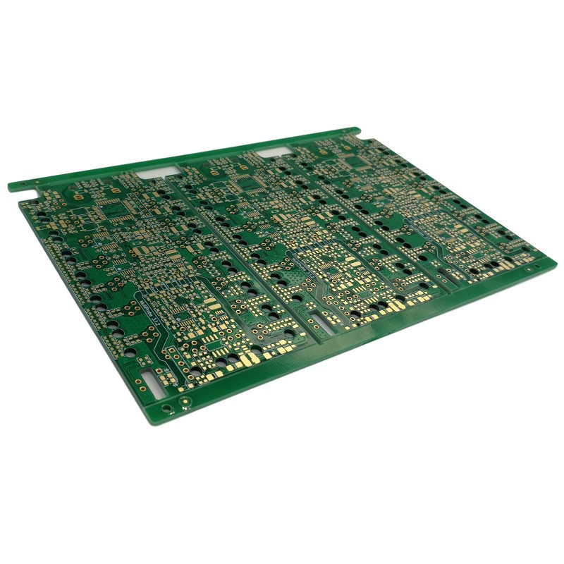PCB Manufacturer 2 Layers PCB Sample Custom Prototype FR4 Printed Circuit Board Fast Delivery Service Need Send Files