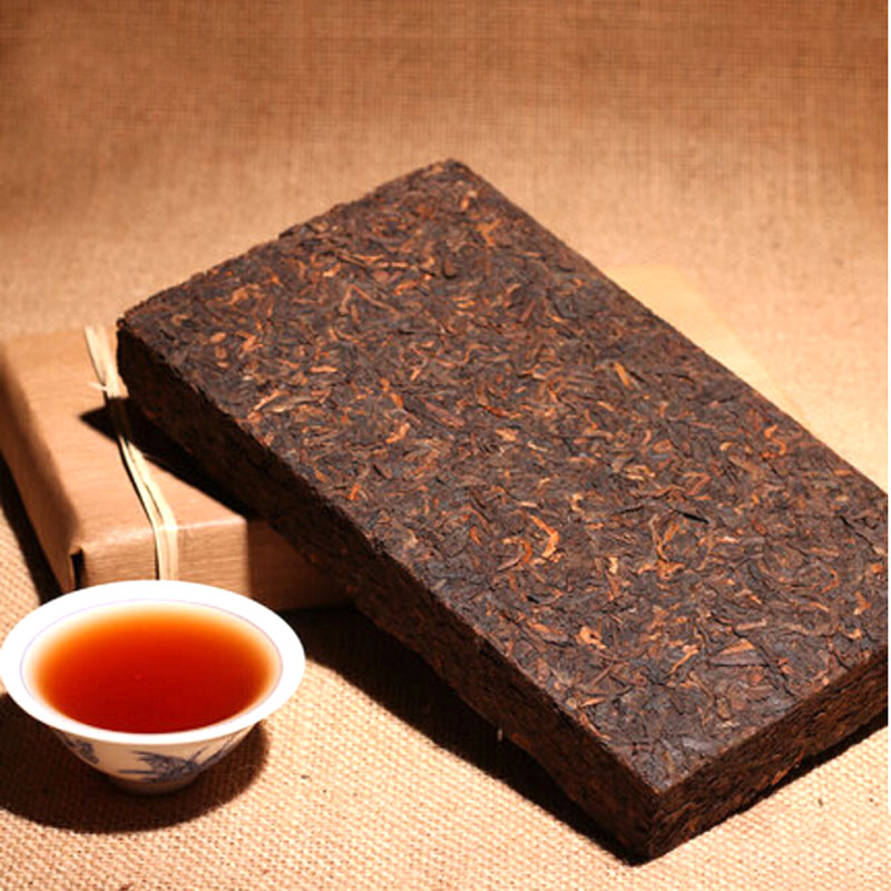 The Oldest  Chinese Yunnan Old Ripe Tea 250g China Cha Health Care Green Food Brick
