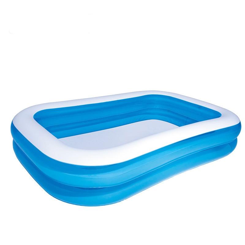 de crianças piscina ao ar livre inflável