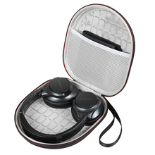 2020 Newest Hard EVA Storage Carrying Outdoor Travel Case Bag for Anker Soundcore Life Q20 Wireless Bluetooth Headphones image