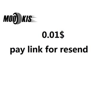 Pay link 0.01$ for resending after we reach an agreement,we will resend you by this resend link ,only 0.01$. image