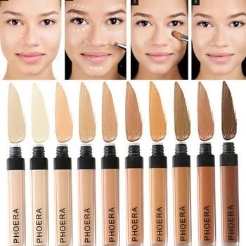 Base suave mate largo Control de aceite base líquida correctora imprimación de maquillaje cosmético maquillaje regalo
