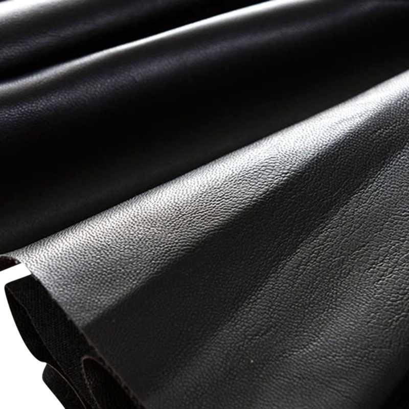 を 2019 女の子新ファッション PU フェイクレザー弾性ウエスト女の赤ちゃんチュチュスカート秋黒子供ショートスカート固体服