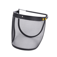 Aluminium Alloy Adjustable Garden Ear Defenders Grass Trimmer Forestry Workplace Protective Mask Outdoor