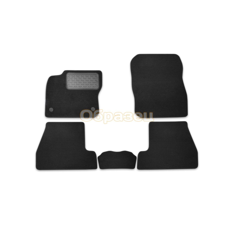Floor mats for Suzuki Grand Vitara 3D 2005  implement. 5 PCs (textiles Floor Mats     - title=