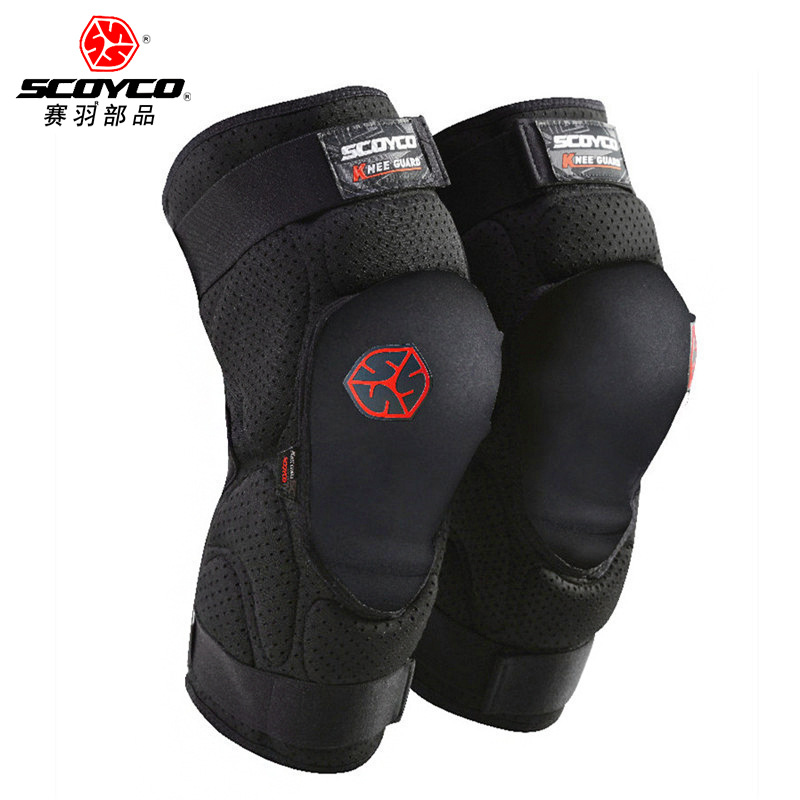 Scoyco/Scoyco Parts Motorcycle Knight Kneecap Outdoor Sports Recreational Bicycle Shatter-resistant Protective Clothing K16