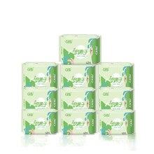 Serviette hygiénique à anions pour femmes, 300 pièces = 10 paquets, Tampons hygiéniques pour serviettes, pour tuer les bactéries, tampon à anions à usage quotidien