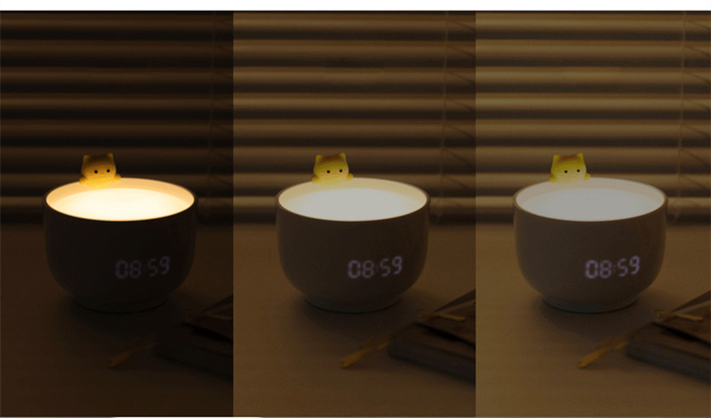 Cute Teacup Cat Night Light Best Children's Lighting & Home Decor Online Store
