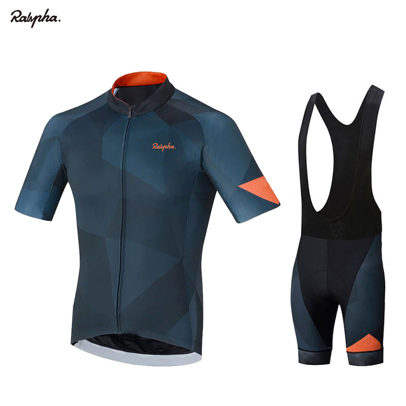 Raphaing Cycling Clothing Set Bike Uniforme Bicycle Clothing Breathable Mountain Cycling Suits maillots ciclismo hombre GOBIKING|Cycling Sets| |  - title=