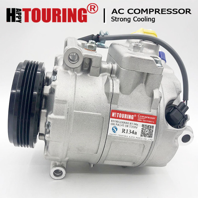For ac compressor bmw 745i 745Li 750i 750Li 760i 760Li & Alpina B7 64509175481 64506901781 64526921649 64526925721 64529175670