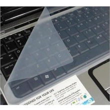 Keyboard Cover Universal Protector Waterproof Skin Keypad Clear Protective Film Silicone 15-17/12-14 Notebook Laptop PC