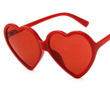 Brand Designer Women Cute Sexy Sun Glasses Fashion Love Hear